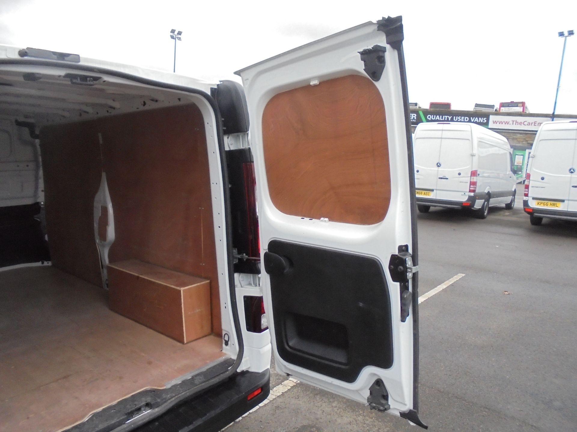 2018 Vauxhall Vivaro 2900 1.6Cdti 120Ps Sportive L2 H1 Van (DN68YUL) Image 29