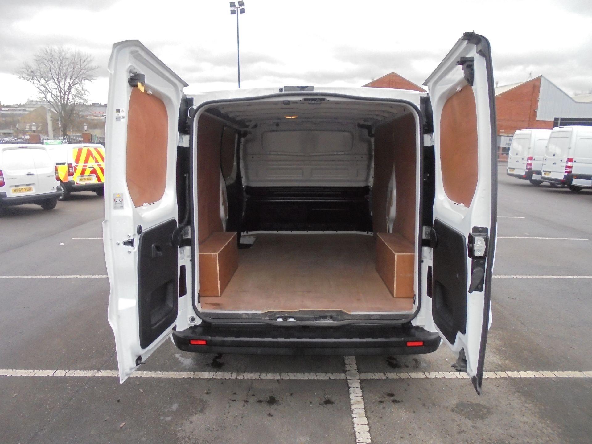 2018 Vauxhall Vivaro 2900 1.6Cdti 120Ps Sportive L2 H1 Van (DN68YUL) Image 26