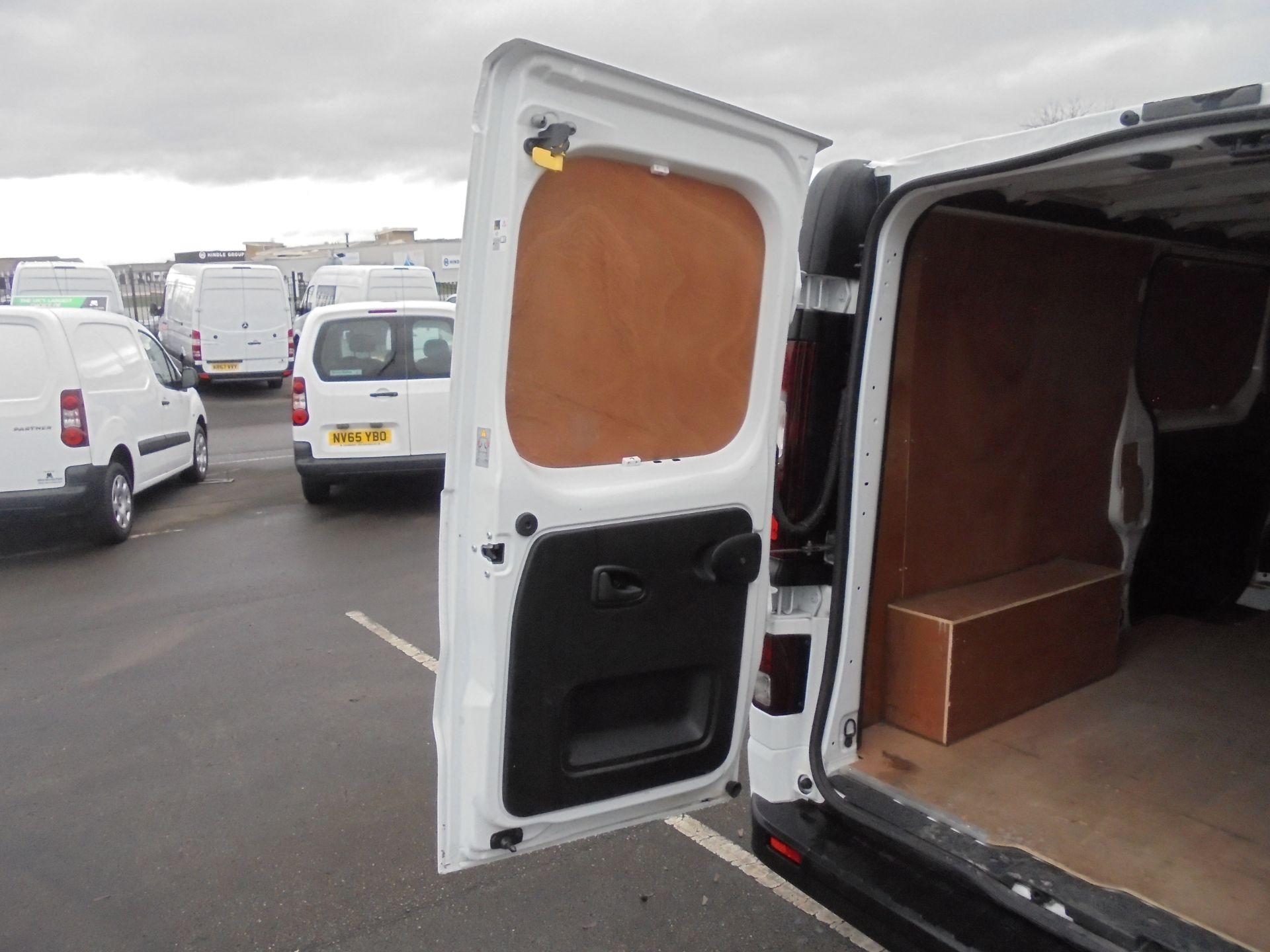 2018 Vauxhall Vivaro 2900 1.6Cdti 120Ps Sportive L2 H1 Van (DN68YUL) Image 28