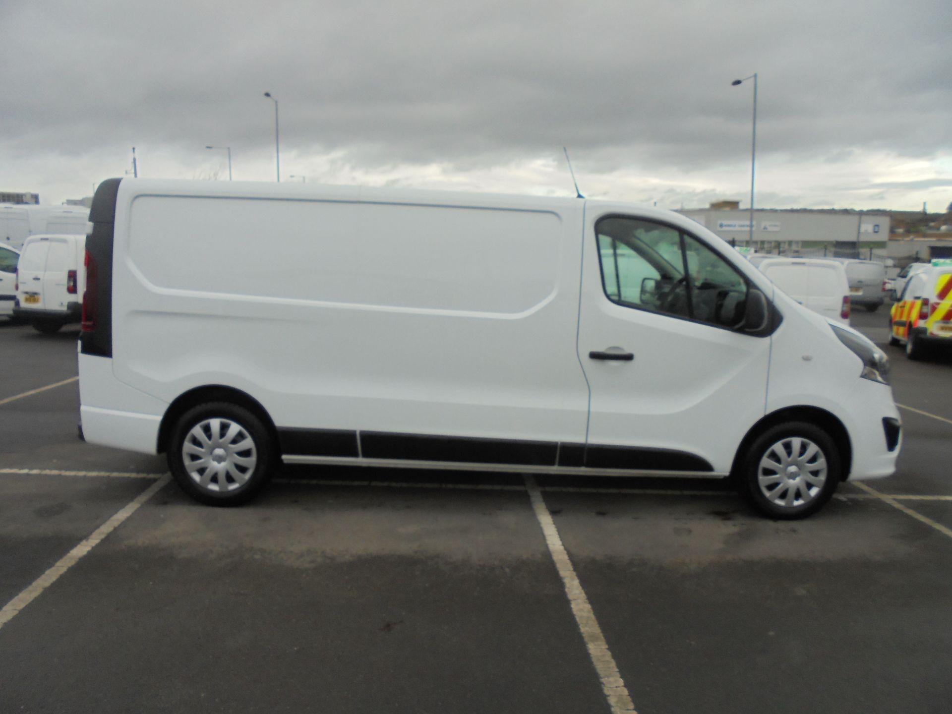 2018 Vauxhall Vivaro 2900 1.6Cdti 120Ps Sportive L2 H1 Van (DN68YUL) Image 8