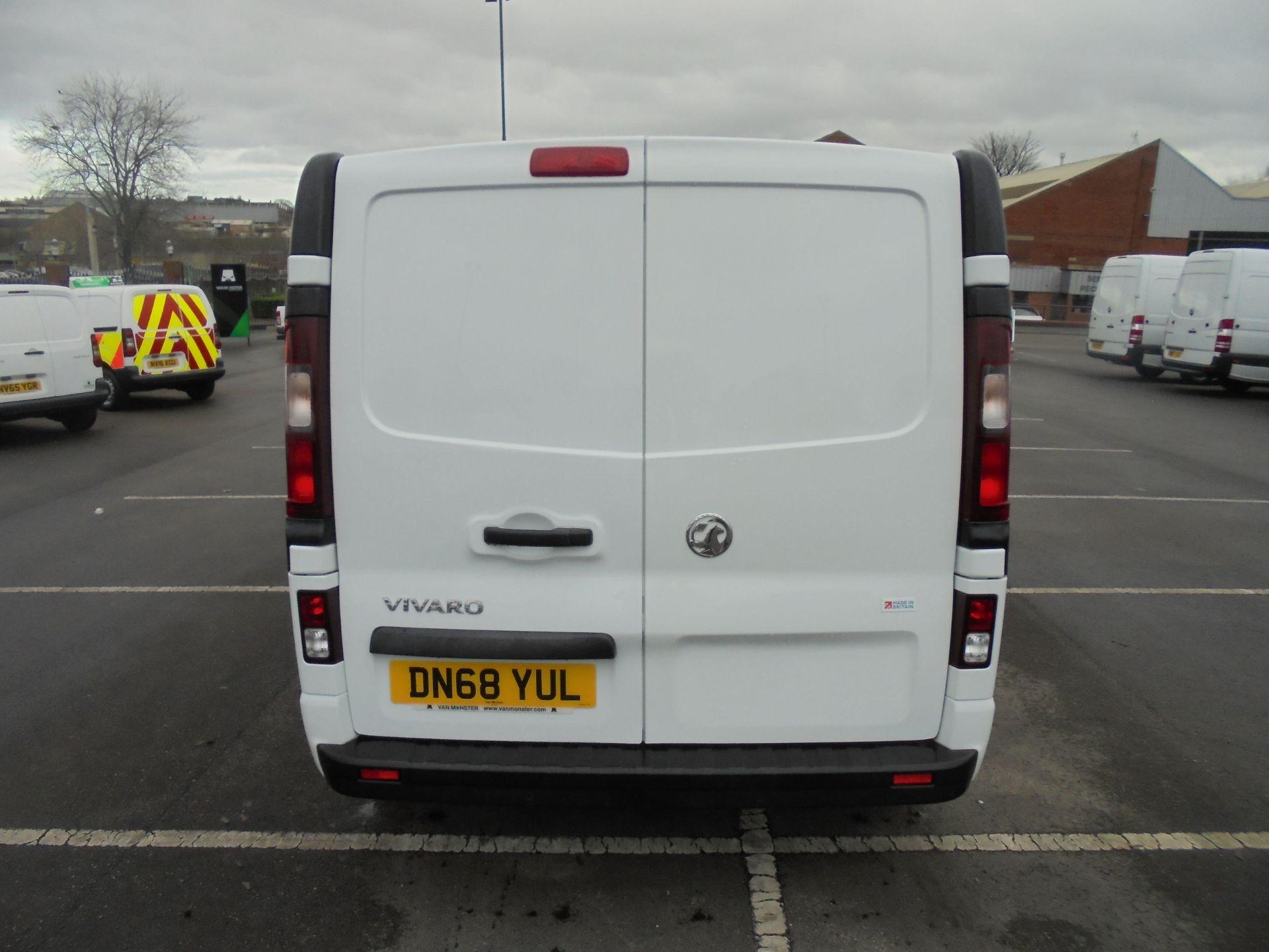 2018 Vauxhall Vivaro 2900 1.6Cdti 120Ps Sportive L2 H1 Van (DN68YUL) Image 6