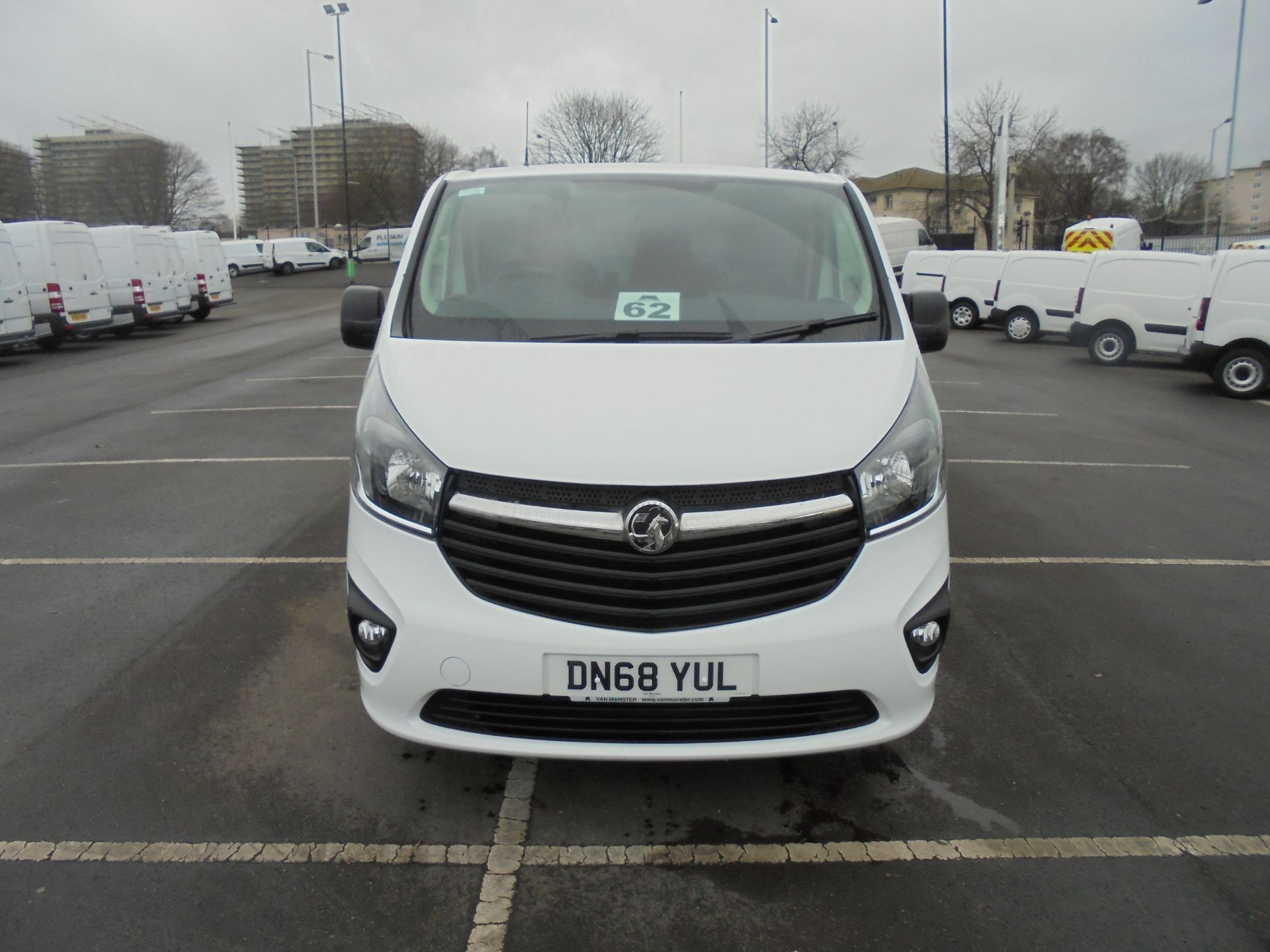 2018 Vauxhall Vivaro 2900 1.6Cdti 120Ps Sportive L2 H1 Van (DN68YUL) Image 2