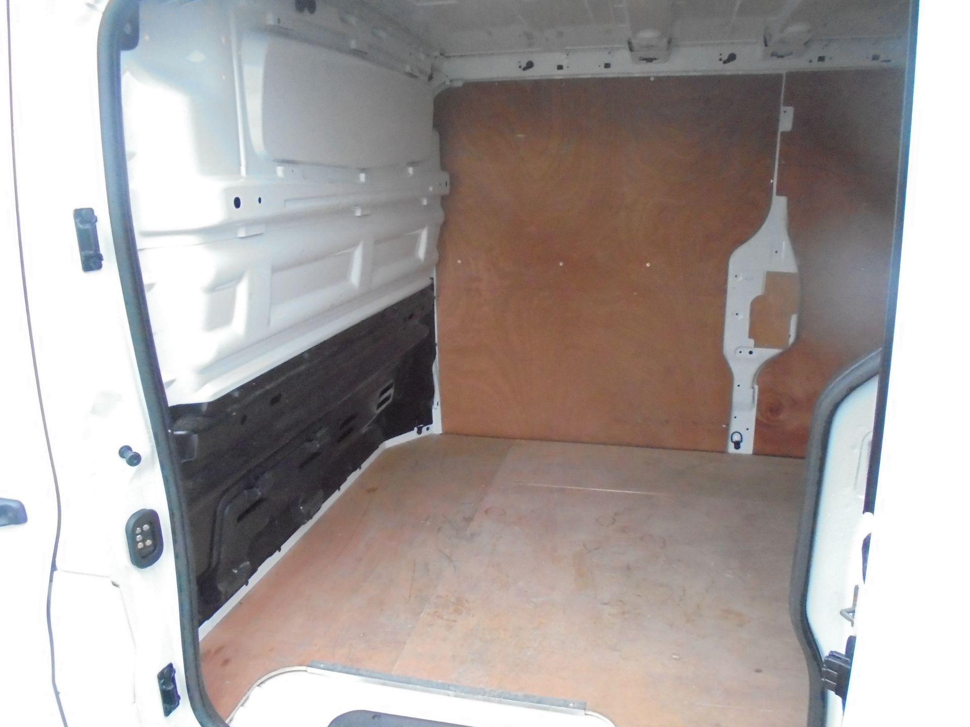 2018 Vauxhall Vivaro 2900 1.6Cdti 120Ps Sportive L2 H1 Van (DN68YUL) Image 24