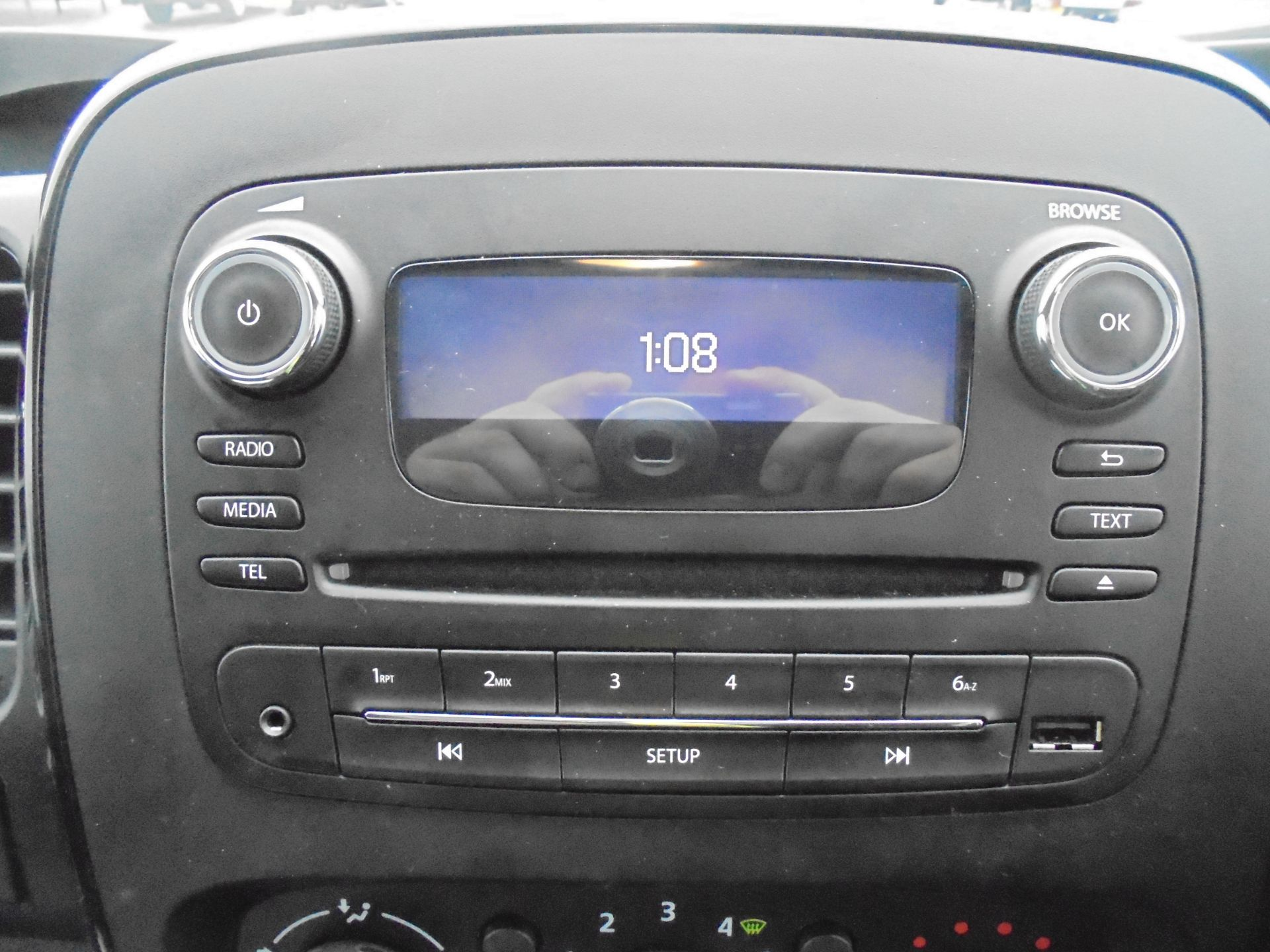2018 Vauxhall Vivaro 2900 1.6Cdti 120Ps Sportive L2 H1 Van (DN68YUL) Image 18