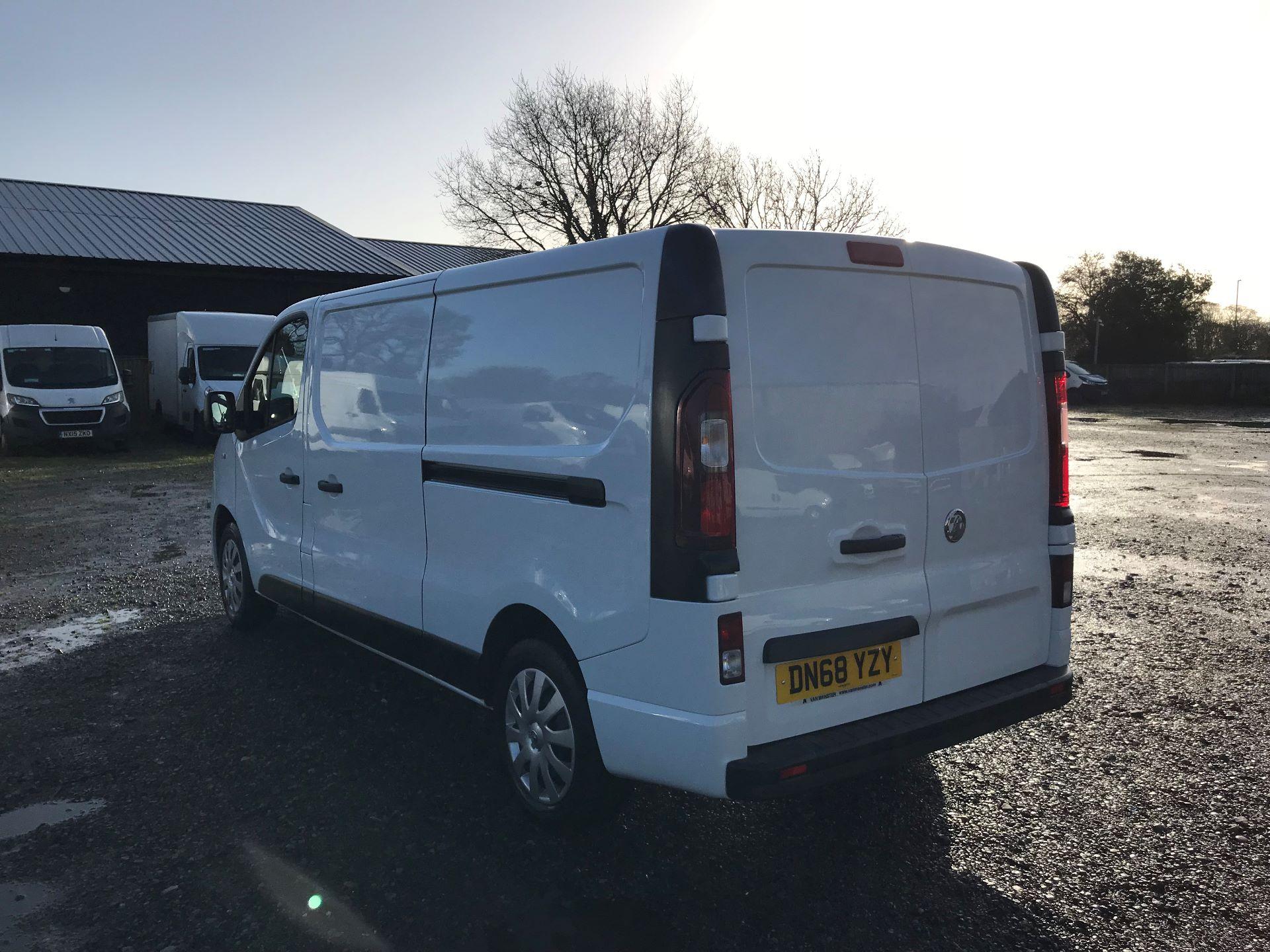 2018 Vauxhall Vivaro L2 H1 2900 1.6CDTI 120PS SPORTIVE EURO 6 (DN68YZY) Image 6