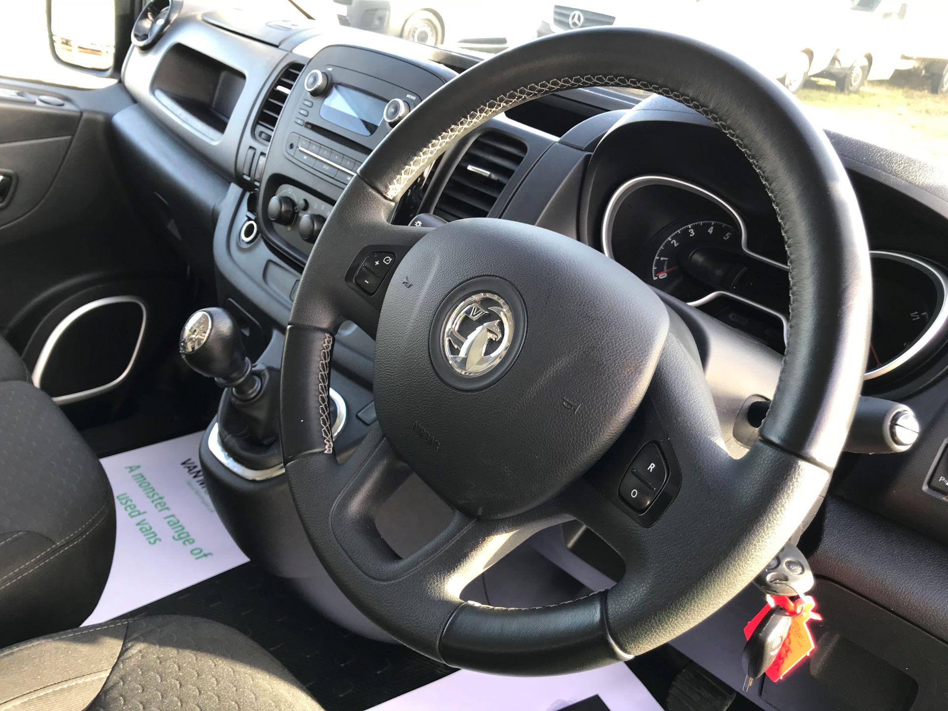 2018 Vauxhall Vivaro L2 H1 2900 1.6CDTI 120PS SPORTIVE EURO 6 (DN68YZY) Image 18
