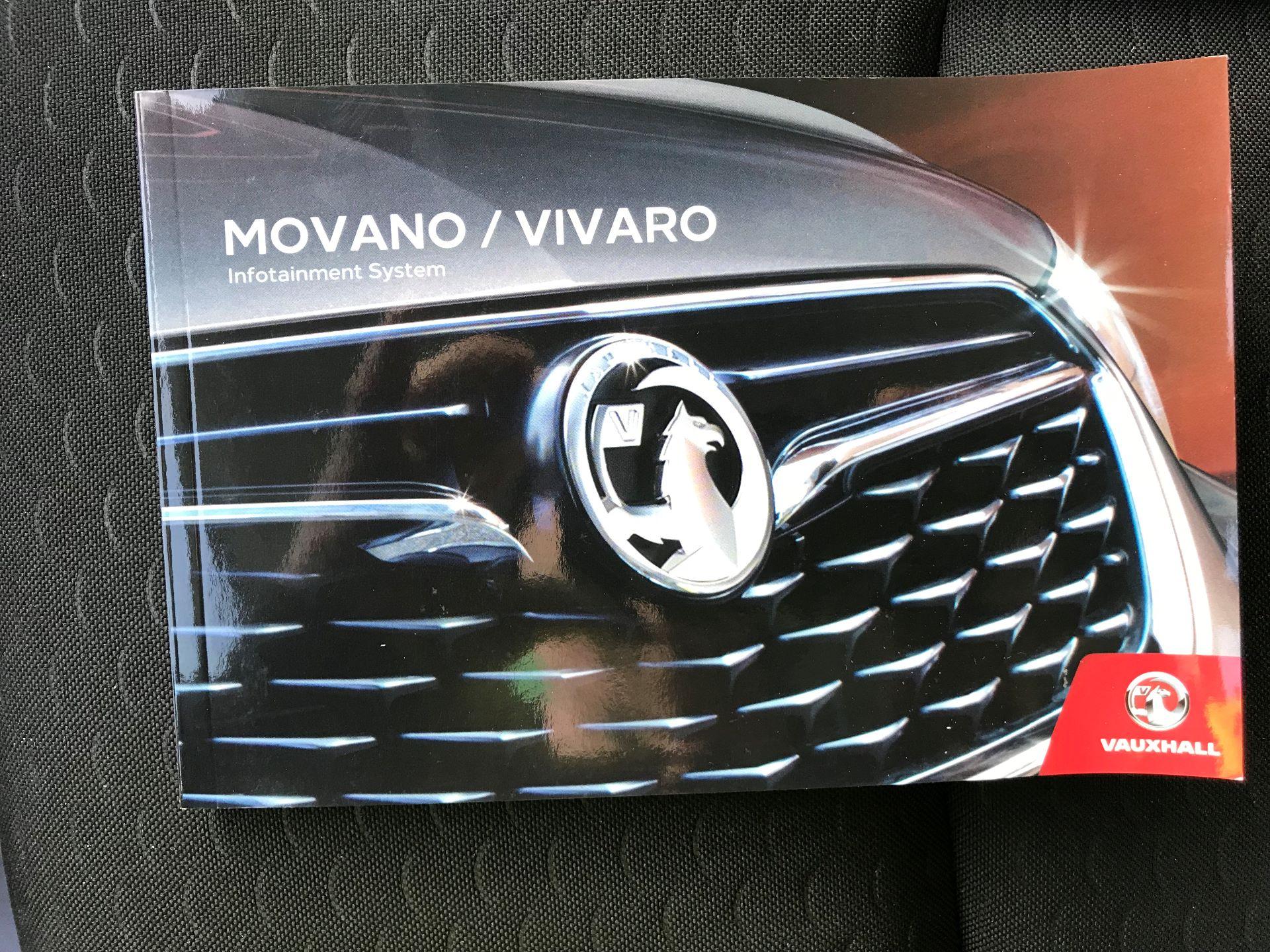 2018 Vauxhall Vivaro L2 H1 2900 1.6CDTI 120PS SPORTIVE EURO 6 (DN68YZY) Image 40