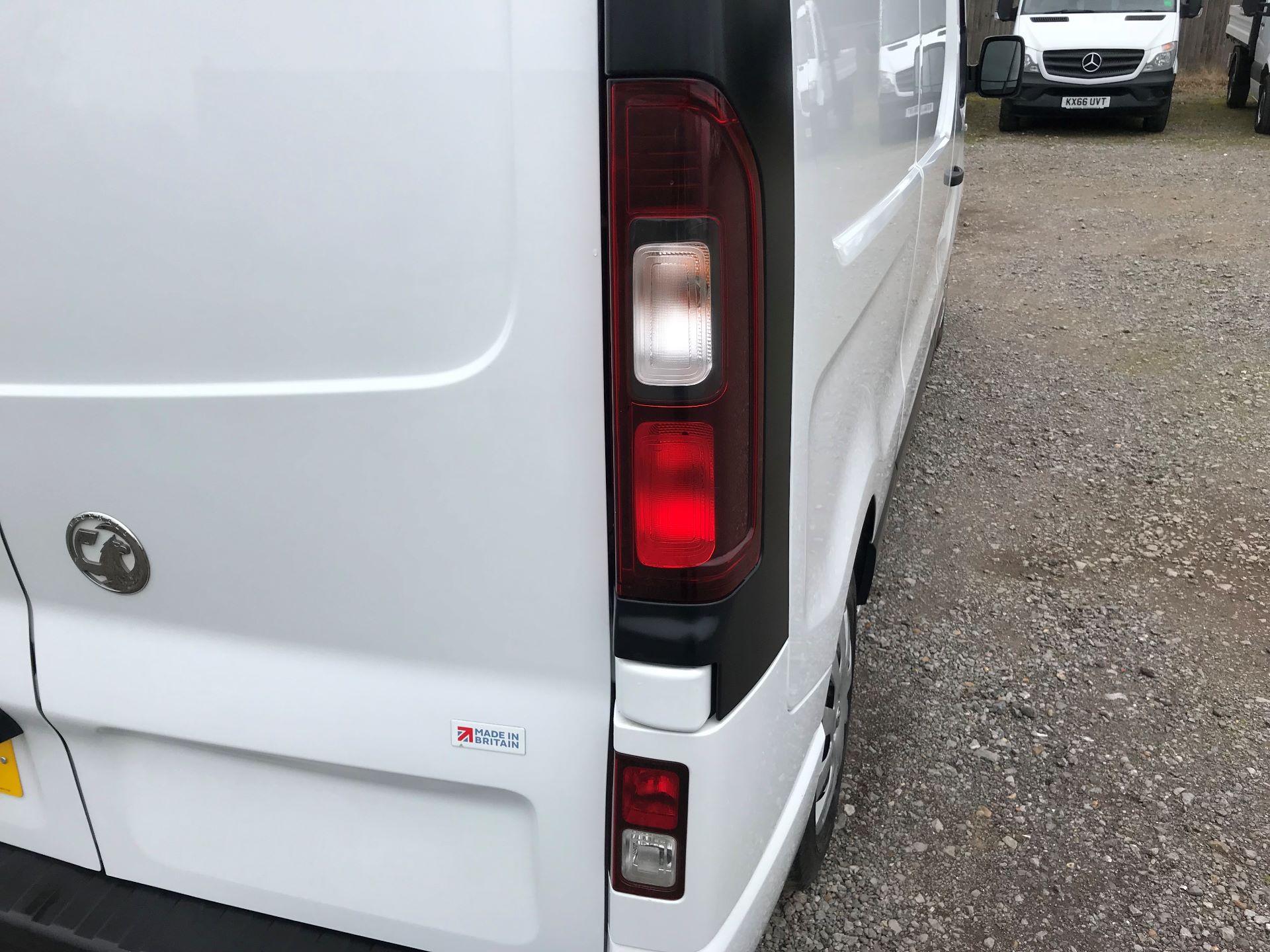 2018 Vauxhall Vivaro L2 H1 2900 1.6CDTI 120PS SPORTIVE EURO 6 (DN68ZDR) Image 16