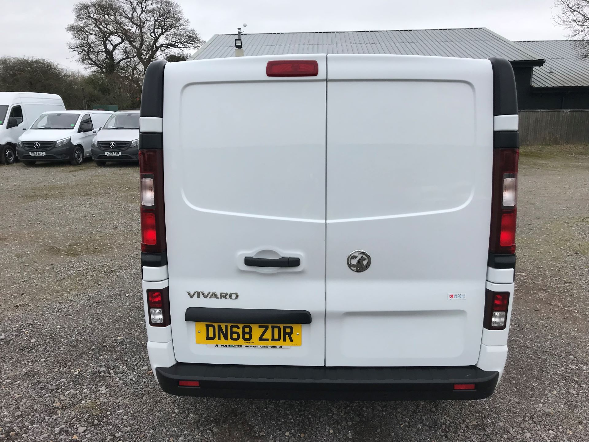 2018 Vauxhall Vivaro L2 H1 2900 1.6CDTI 120PS SPORTIVE EURO 6 (DN68ZDR) Image 5
