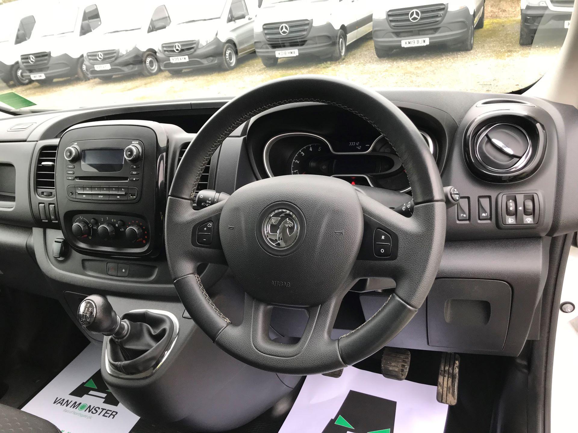 2018 Vauxhall Vivaro L2 H1 2900 1.6CDTI 120PS SPORTIVE EURO 6 (DN68ZDR) Image 24