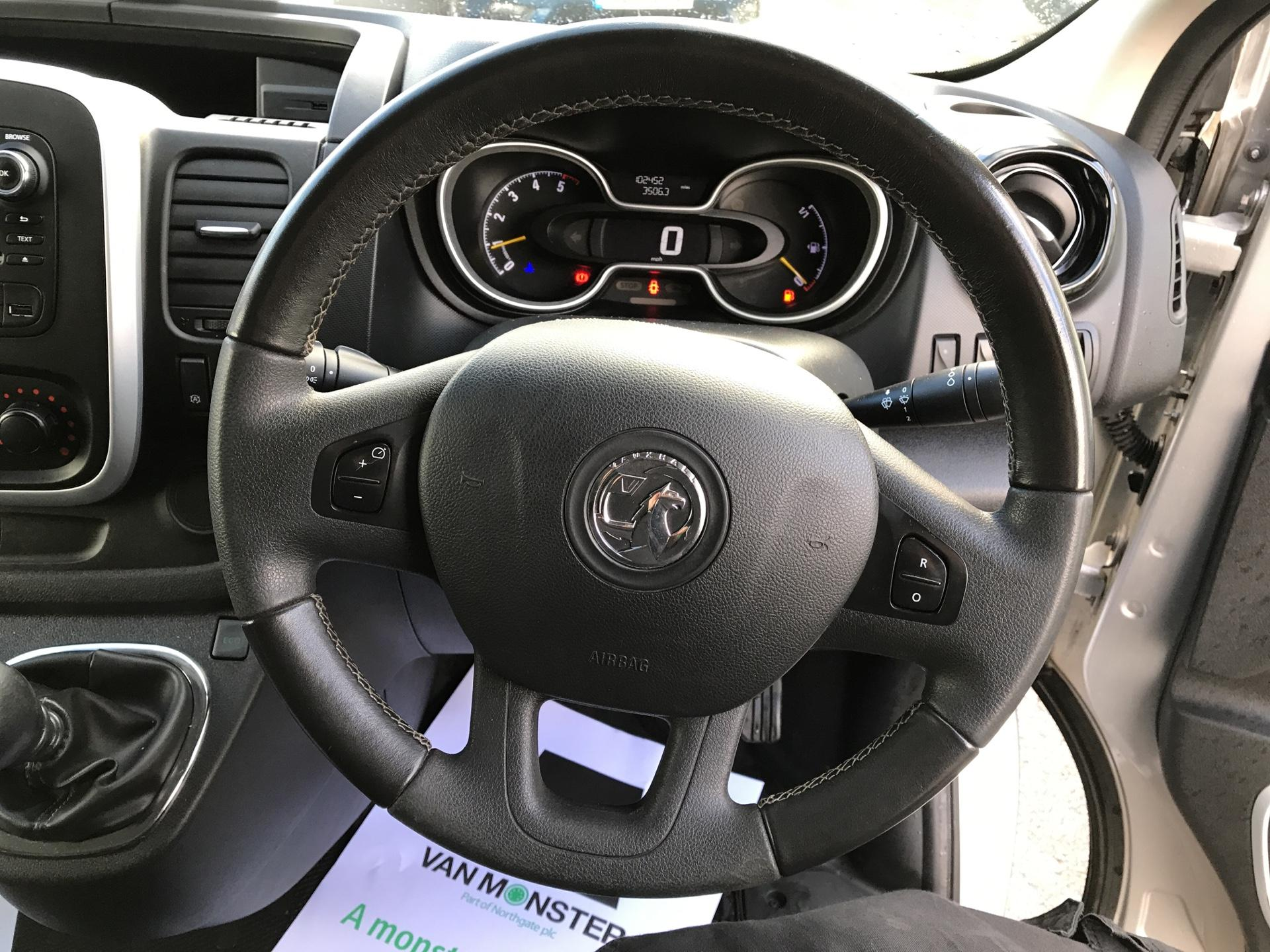 2015 Vauxhall Vivaro L1 H1 2700 1.6 BITURBO 120PS ECOFLEX SPORTIVE EURO 5 (DP15LGO) Image 12