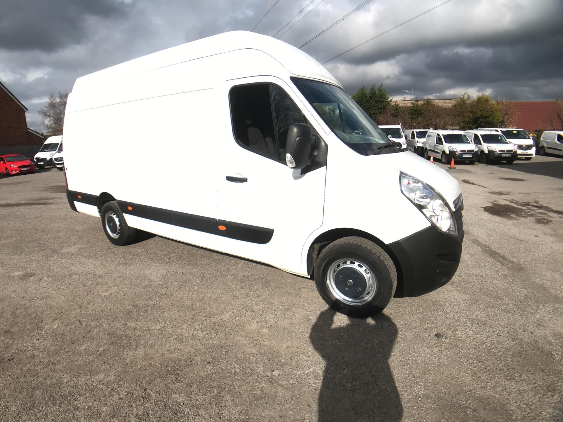 2016 Vauxhall Movano 35 L3 H3 125PS EURO 5 (DP16FZA)