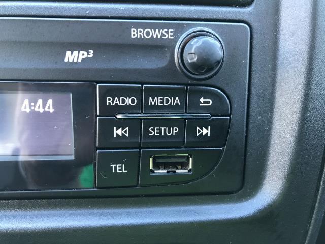 2017 Vauxhall Vivaro 2900 L2 H1 1.6CDTI 120PS EURO 6 (DP17TLZ) Image 23
