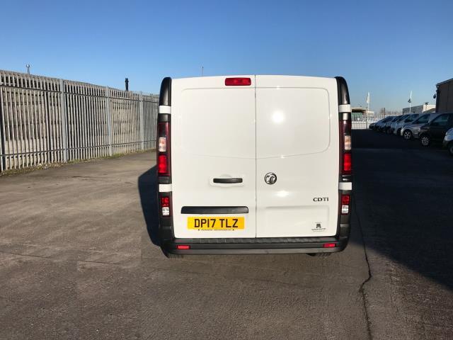 2017 Vauxhall Vivaro 2900 L2 H1 1.6CDTI 120PS EURO 6 (DP17TLZ) Image 9