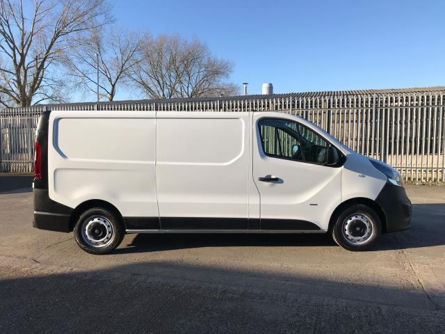 2017 Vauxhall Vivaro 2900 L2 H1 1.6CDTI 120PS EURO 6 (DP17TLZ) Image 7