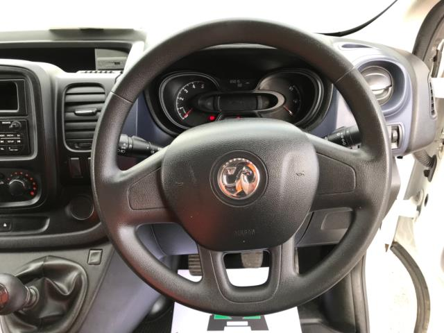 2017 Vauxhall Vivaro 2900 1.6Cdti 120Ps H1 Van Euro 6   *70MPH SPEED LIMITED (DP17UHA) Image 14