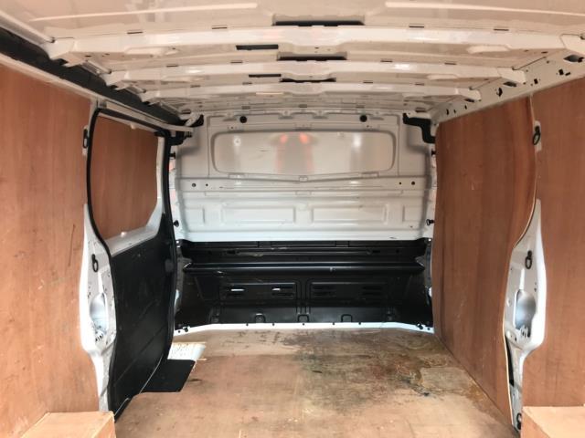 2017 Vauxhall Vivaro 2900 1.6Cdti 120Ps H1 Van Euro 6   *70MPH SPEED LIMITED (DP17UHA) Image 33