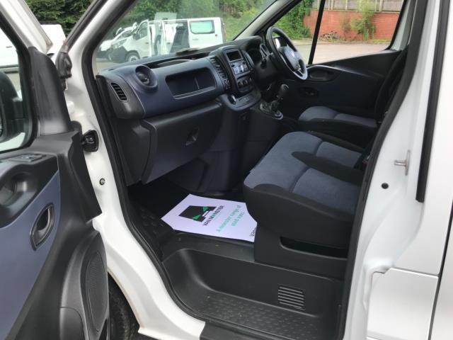 2017 Vauxhall Vivaro 2900 1.6Cdti 120Ps H1 Van Euro 6   *70MPH SPEED LIMITED (DP17UHA) Image 23
