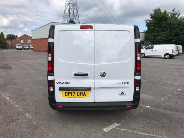 2017 Vauxhall Vivaro 2900 1.6Cdti 120Ps H1 Van Euro 6   *70MPH SPEED LIMITED (DP17UHA) Image 6