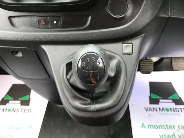 2017 Vauxhall Vivaro 2900 1.6Cdti 120Ps H1 Van Euro 6   *70MPH SPEED LIMITED (DP17UHA) Image 21
