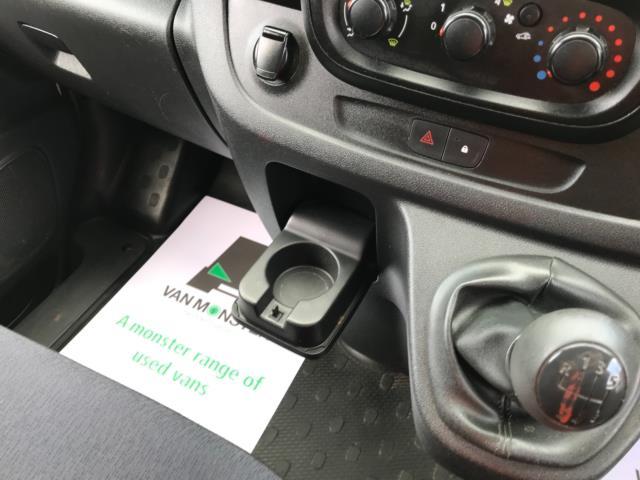 2017 Vauxhall Vivaro 2900 1.6Cdti 120Ps H1 Van Euro 6   *70MPH SPEED LIMITED (DP17UHA) Image 22