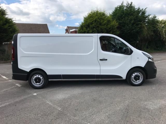 2017 Vauxhall Vivaro 2900 1.6Cdti 120Ps H1 Van Euro 6   *70MPH SPEED LIMITED (DP17UHA) Image 8
