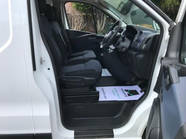 2017 Vauxhall Vivaro 2900 1.6Cdti 120Ps H1 Van Euro 6   *70MPH SPEED LIMITED (DP17UHA) Image 12