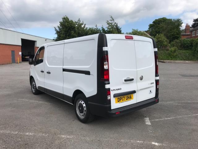 2017 Vauxhall Vivaro 2900 1.6Cdti 120Ps H1 Van Euro 6   *70MPH SPEED LIMITED (DP17UHA) Image 5