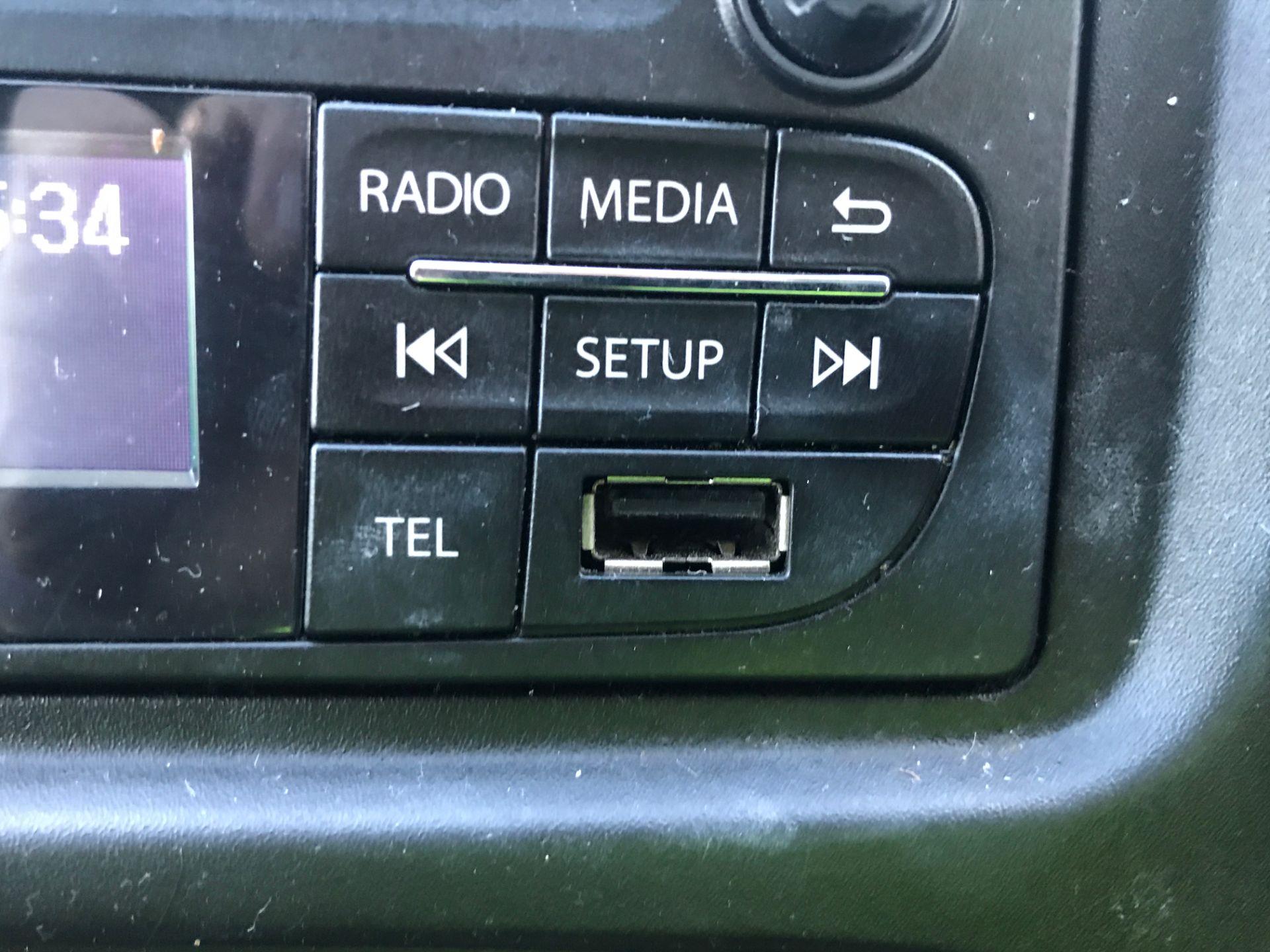 2017 Vauxhall Vivaro 2900 L2 H1 1.6CDTI 120PS EURO 6 (DP17UJB) Image 22