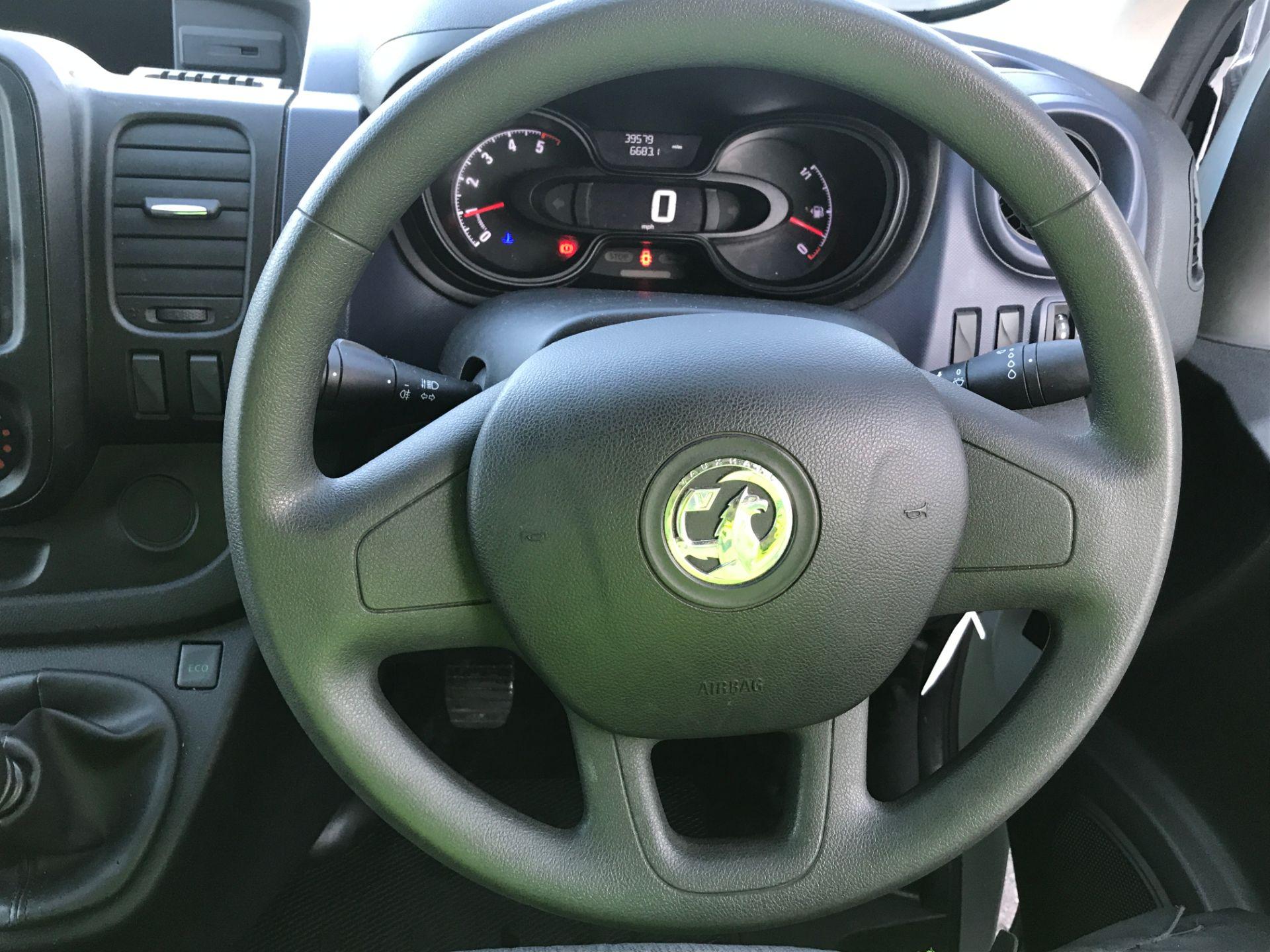 2017 Vauxhall Vivaro 2900 L2 H1 1.6CDTI 120PS EURO 6 (DP17UJB) Image 5