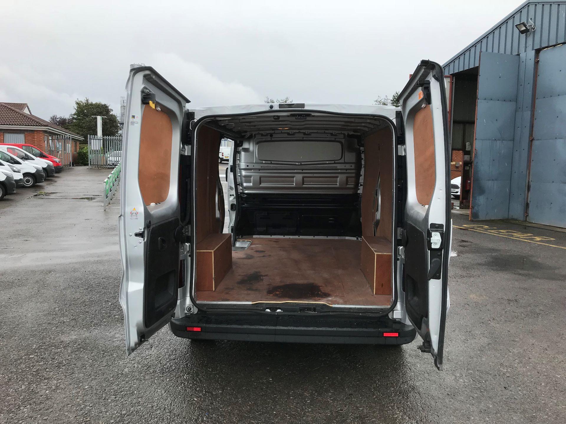 2018 Vauxhall Vivaro 2900 1.6Cdti 120Ps Sportive H1 Van (DP18SLV) Image 15