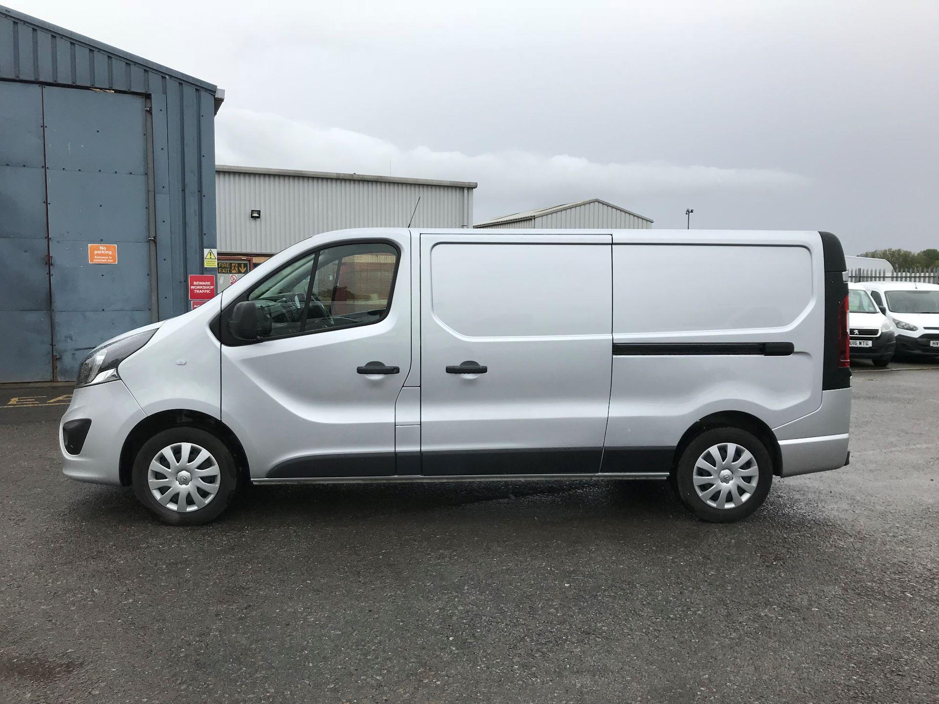2018 Vauxhall Vivaro 2900 1.6Cdti 120Ps Sportive H1 Van (DP18SLV) Image 4