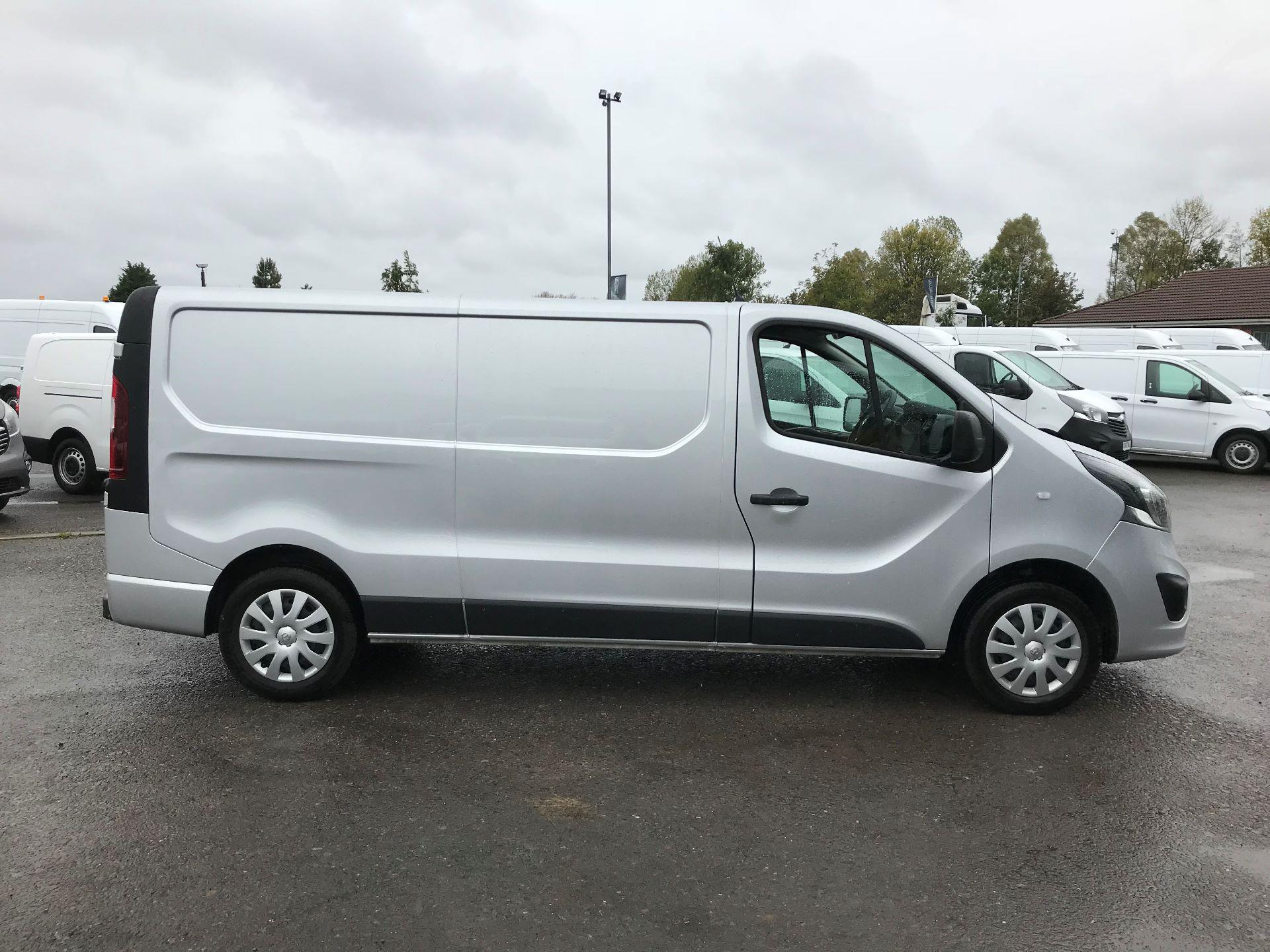 2018 Vauxhall Vivaro 2900 1.6Cdti 120Ps Sportive H1 Van (DP18SLV) Image 8