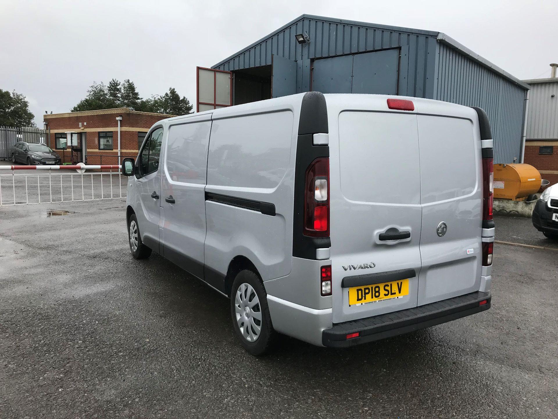 2018 Vauxhall Vivaro 2900 1.6Cdti 120Ps Sportive H1 Van (DP18SLV) Image 5