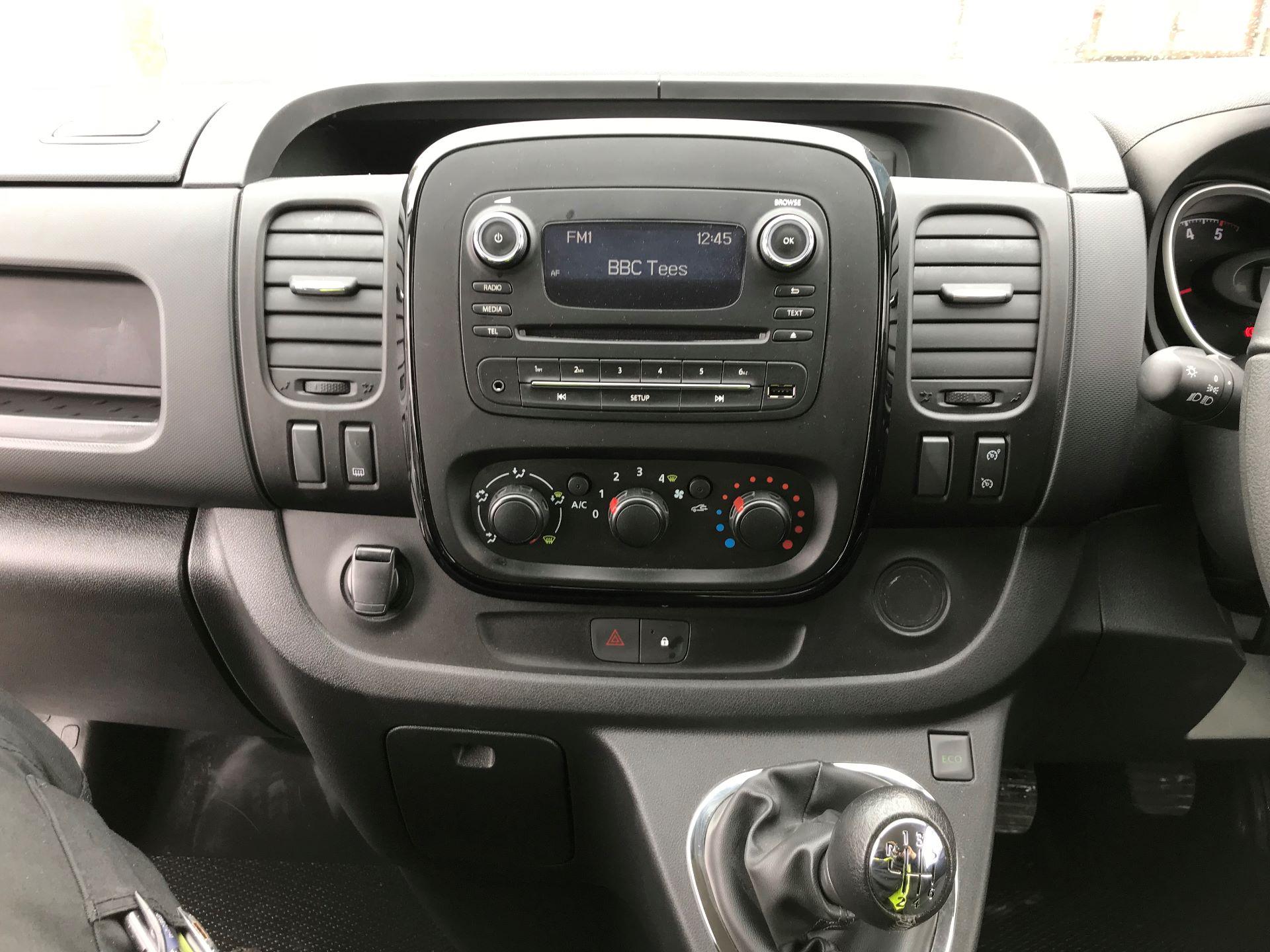 2018 Vauxhall Vivaro 2900 1.6Cdti 120Ps Sportive H1 Van (DP18SLV) Image 14