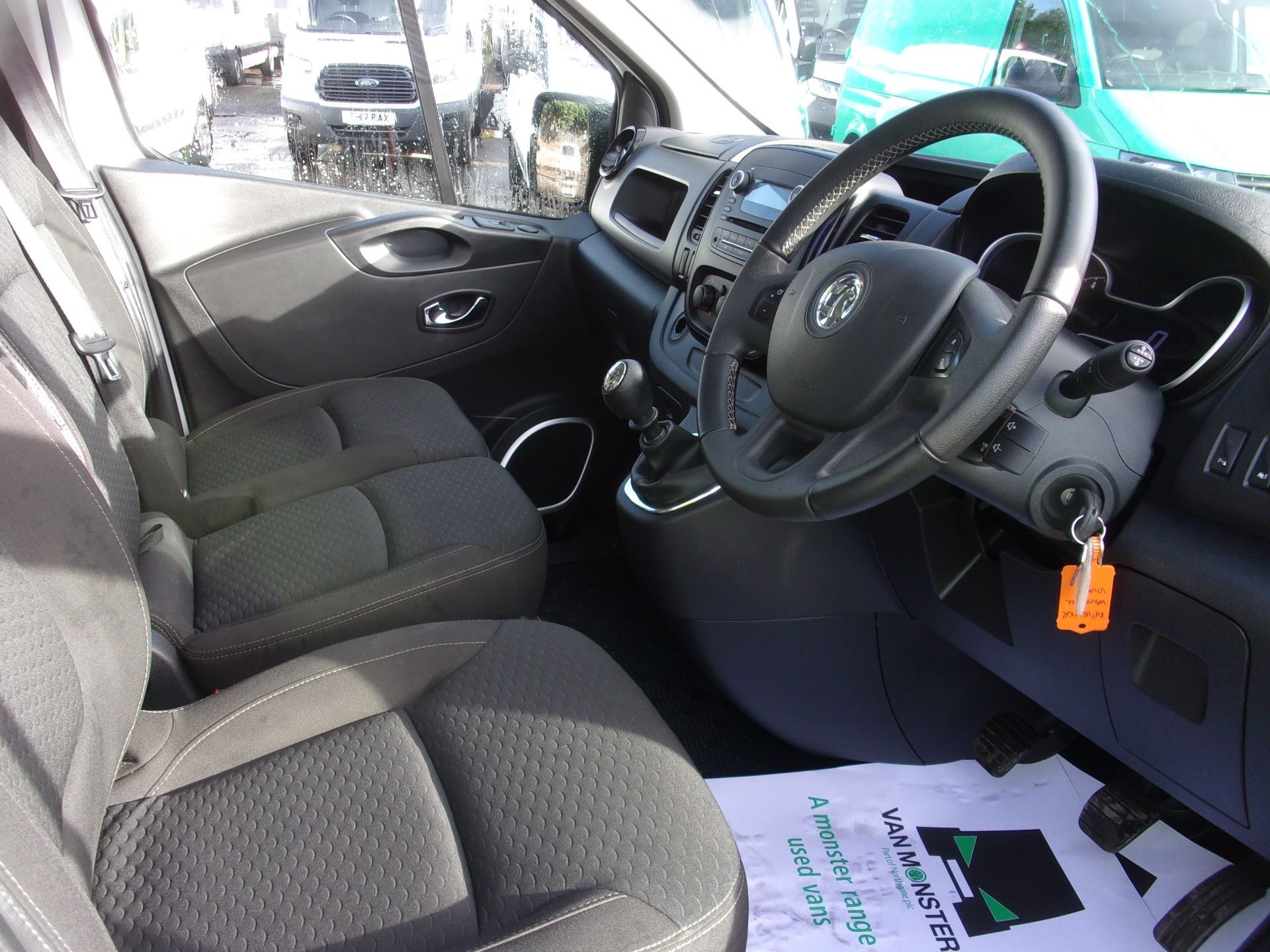 2018 Vauxhall Vivaro L2 H1 2900 1.6 CDTI  (DP18UXR) Image 2