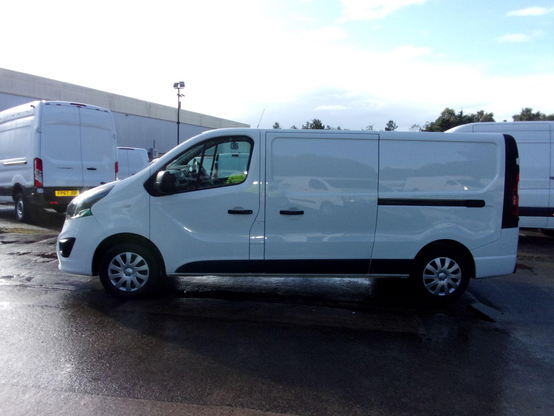 2018 Vauxhall Vivaro L2 H1 2900 1.6 CDTI  (DP18UXR) Image 14