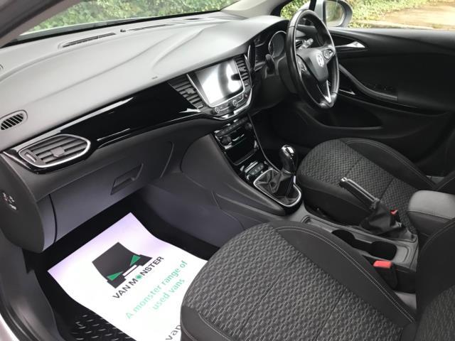 2018 Vauxhall Astra 1.6 Cdti 16V 136 Sri Nav 5Dr (DP18VCD) Image 10
