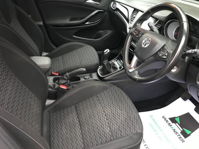 2018 Vauxhall Astra 1.6 Cdti 16V 136 Sri Nav 5Dr (DP18VCD) Image 4