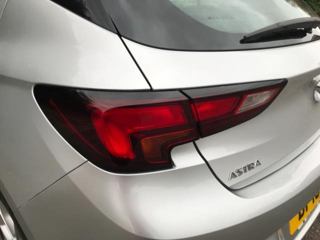 2018 Vauxhall Astra 1.6 Cdti 16V 136 Sri Nav 5Dr (DP18VCD) Image 21