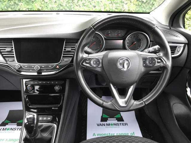 2018 Vauxhall Astra 1.6 Cdti 16V 136 Sri Nav 5Dr (DP18VCD) Image 15
