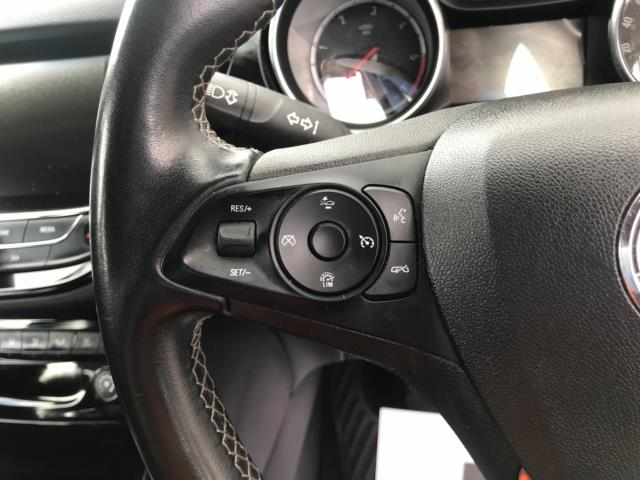 2018 Vauxhall Astra 1.6 Cdti 16V 136 Sri Nav 5Dr (DP18VCD) Image 16