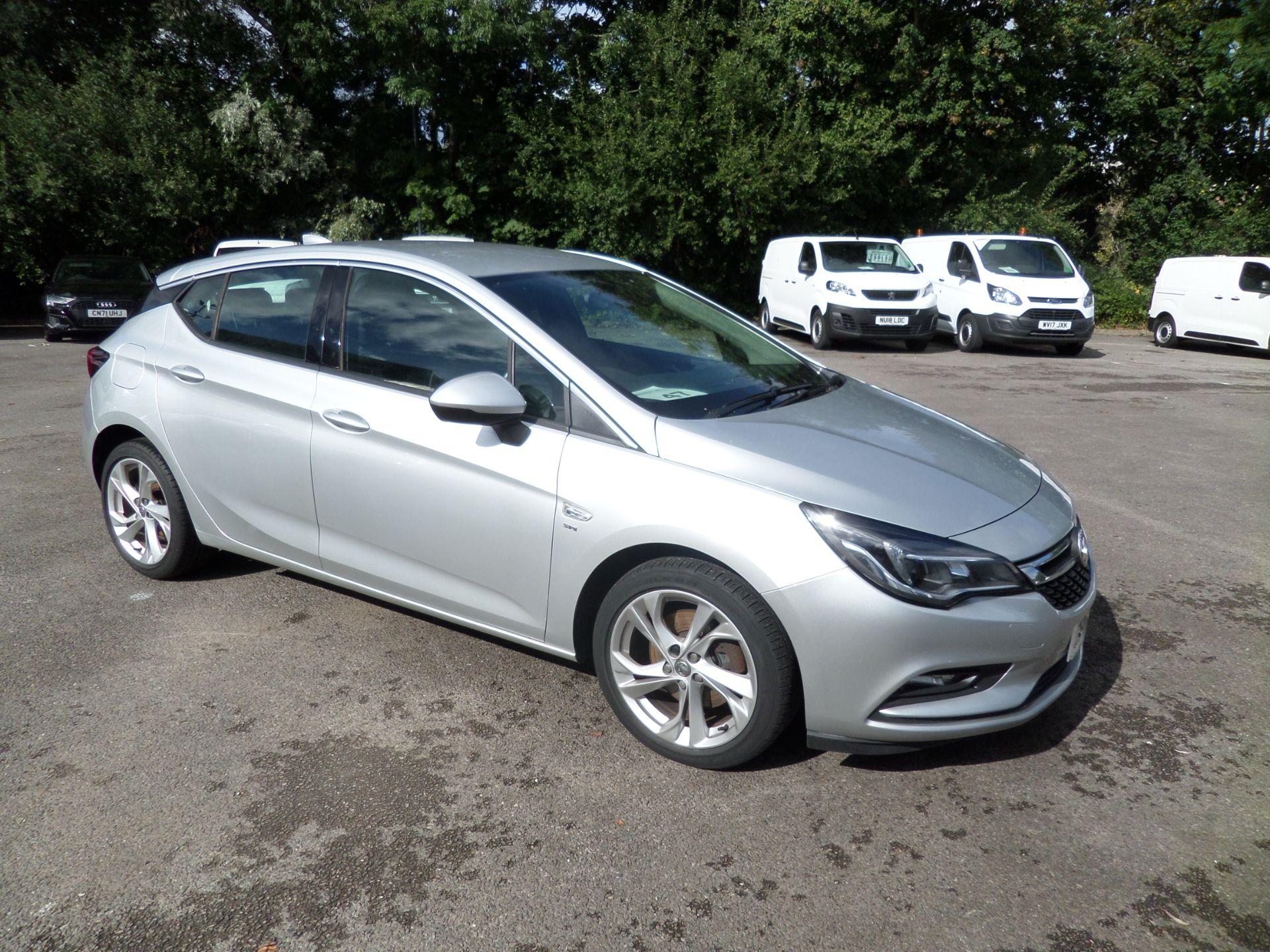2018 Vauxhall Astra 1.6 Cdti 16V 136 Sri Nav 5Dr Euro 6 (DP18VCN)