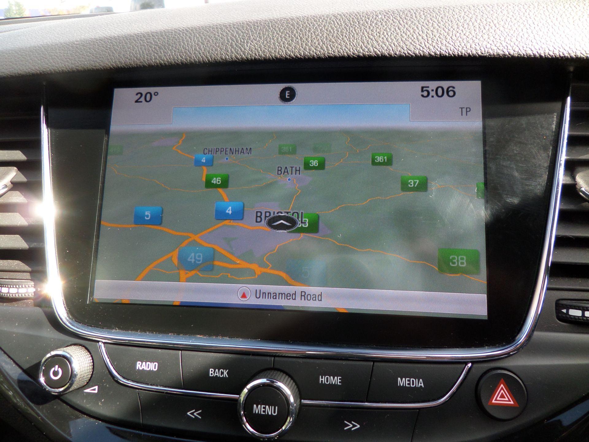2018 Vauxhall Astra 1.6 Cdti 16V 136 Sri Nav 5Dr Euro 6 (DP18VCN) Image 12