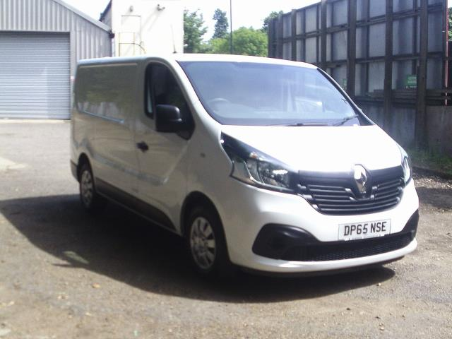 2015 Renault Trafic SL27 ENERGY dCi 120 Business+ Van (DP65NSE)