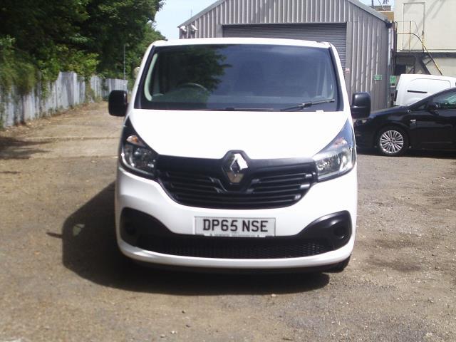 2015 Renault Trafic SL27 ENERGY dCi 120 Business+ Van (DP65NSE) Image 3