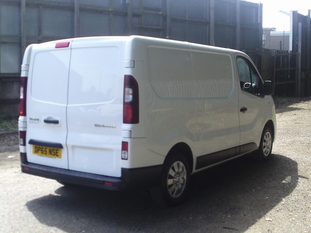 2015 Renault Trafic SL27 ENERGY dCi 120 Business+ Van (DP65NSE) Image 4