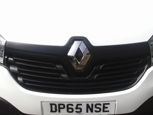 2015 Renault Trafic SL27 ENERGY dCi 120 Business+ Van (DP65NSE) Image 12
