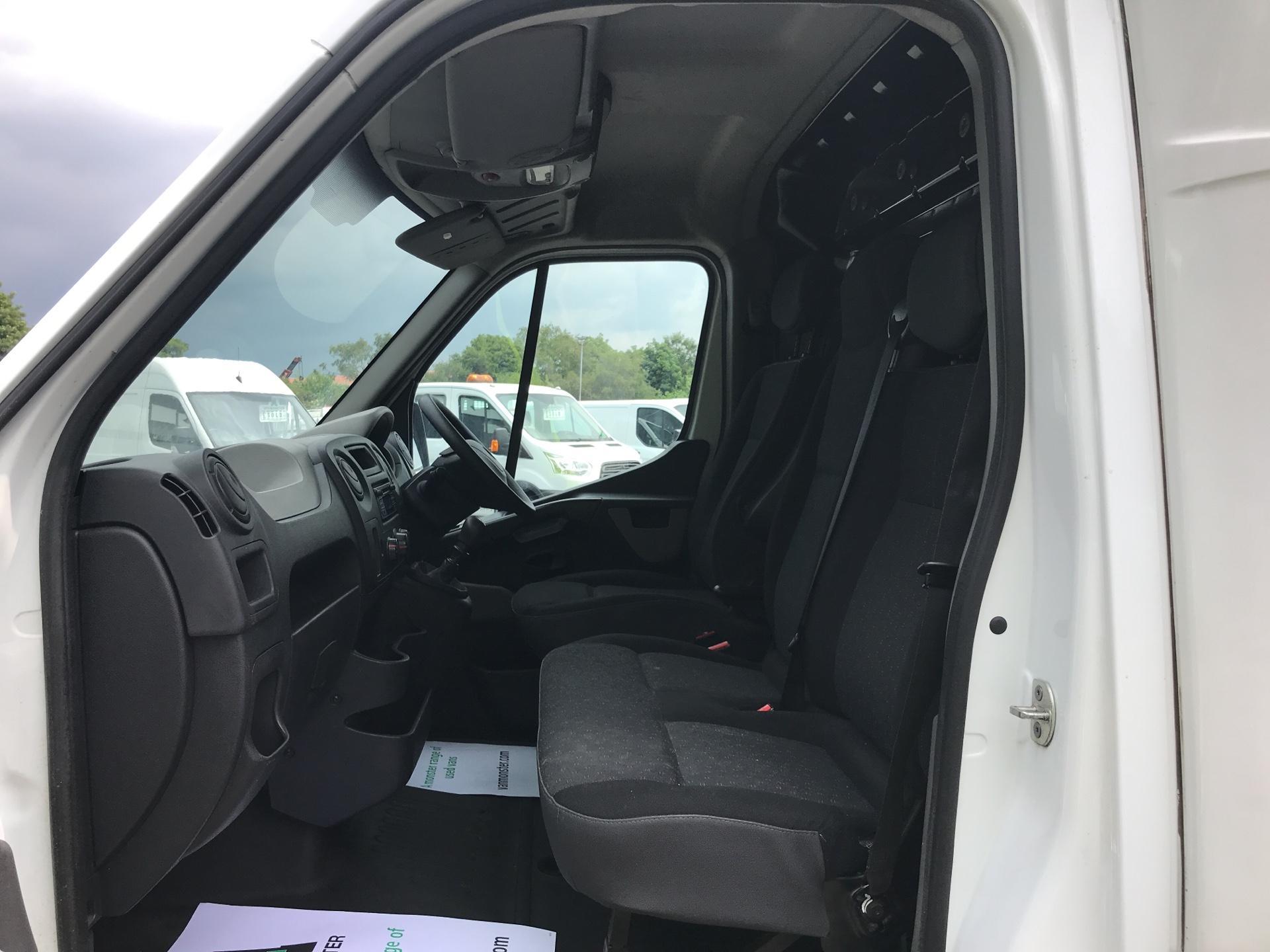 2016 Vauxhall Movano 2.3 CDTI BITURBO ECOFLEX H1 LUTON 136PS (DP65ZZB) Image 14
