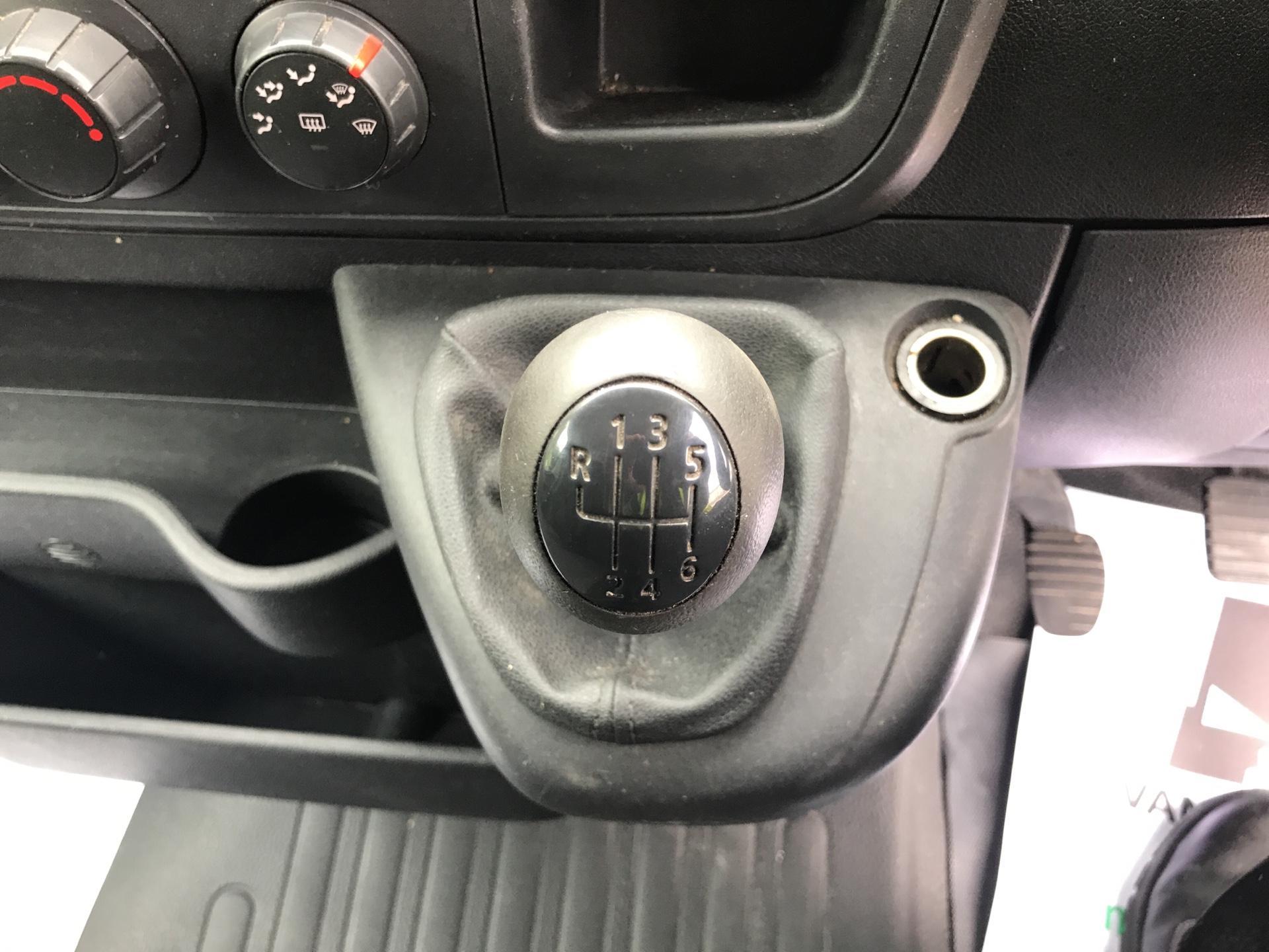 2016 Vauxhall Movano 2.3 CDTI BITURBO ECOFLEX H1 LUTON 136PS (DP65ZZB) Image 11